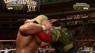 WWE Legends of WrestleMania PlayStation 3 Trailer - Relive