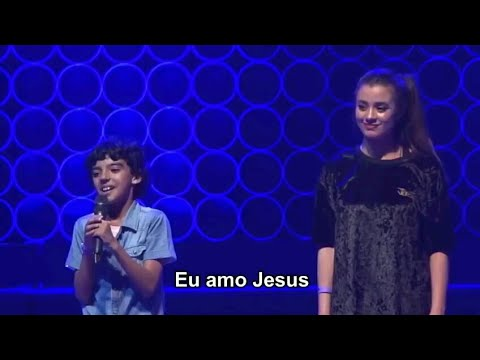 Oi Jesus - Isadora Pompeo - Be The Church