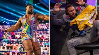 Why Big E began throwing his jacket at Corey Graves: WWE 24 extra