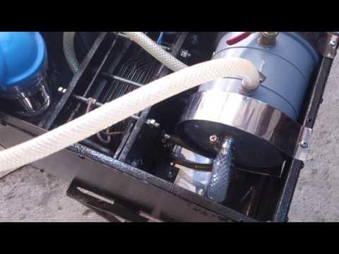 водородная установка на