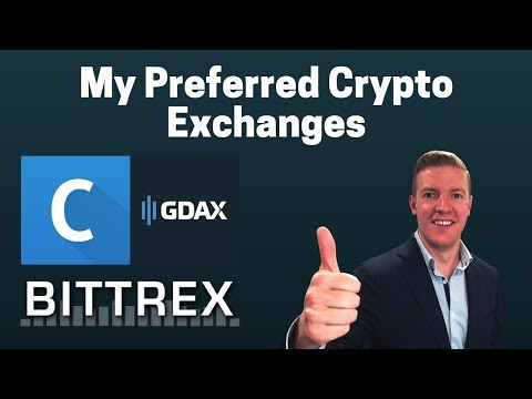 The Crypto Exchanges I Use - Quick Guide for Cryptocurrency