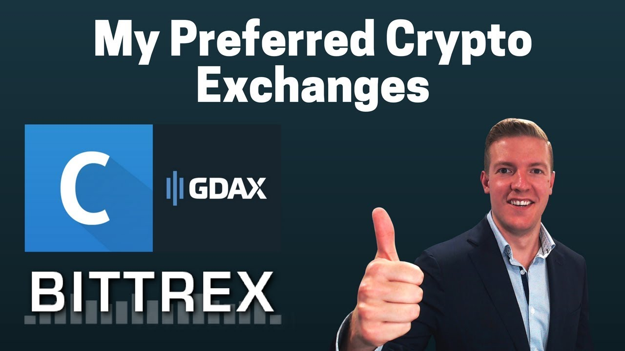 The Crypto Exchanges I Use - Quick Guide for Cryptocurrency Newbies