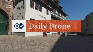 #DailyDrone: Auf Martin Luthers Spuren | DW Deutsch