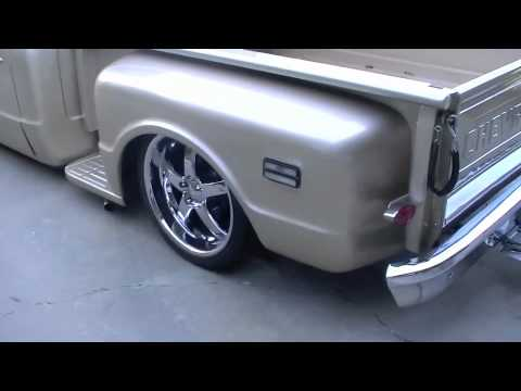 1972 Chevy C10 383 Stroker Air Ride