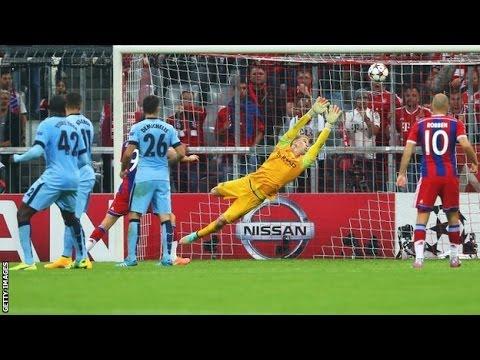 Bayern Munich 1 - 0 Man City