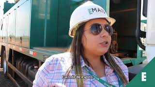 ACOMPANHE AS OBRAS DO LOTEAMENTO VIVA UCHOA
