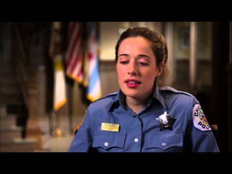 Chicago PD : Marina Squerciati Talks Being A  and s Family Unit