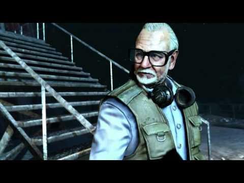 Wicked Zombies - Call Of The Dead Intro And Outro - DLC Escalation Map Pack Zombies