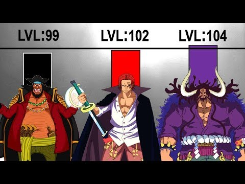 One Piece - The YONKO POWER Traits EXPLAINED