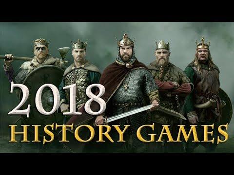 Die History Games 2018: Eine Jahresvorschau
