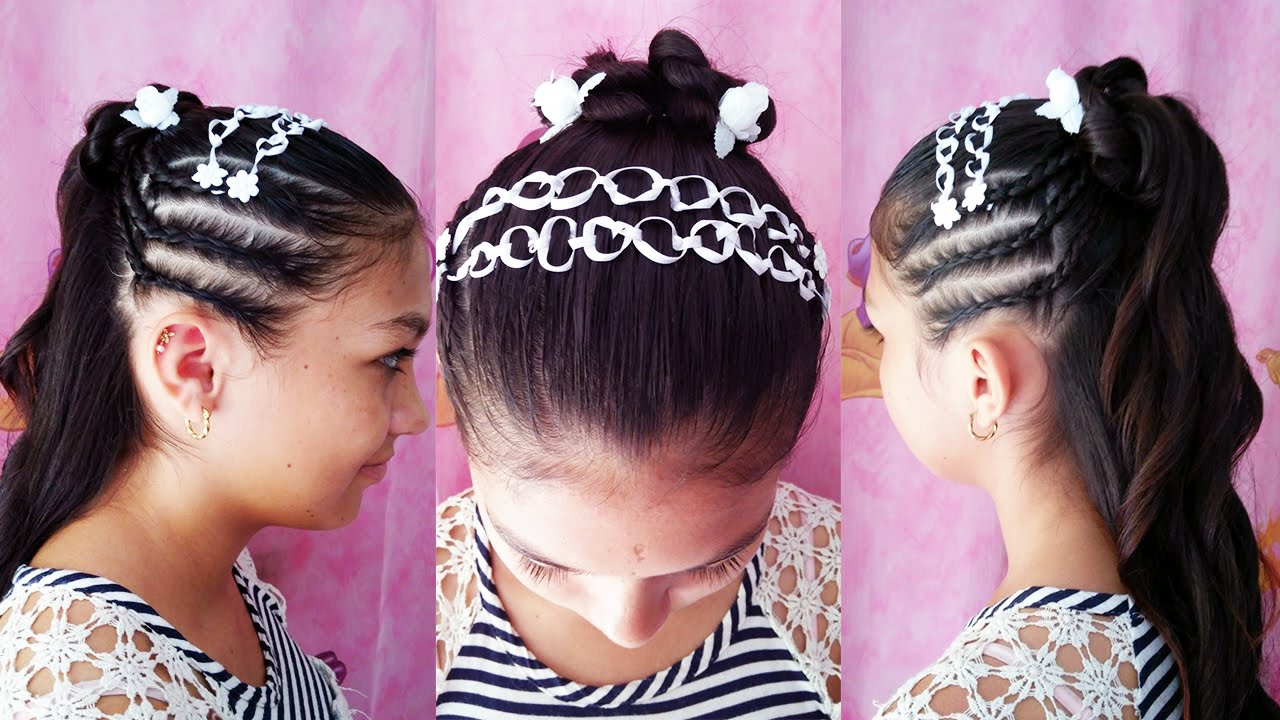 Peinado Primavera  U0026quot  Encintado Anillos U0026quot