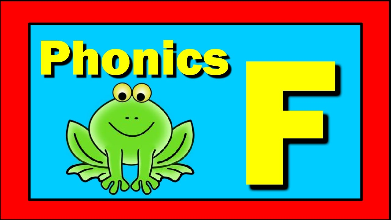 Phonics Words Using Letter F Youtube