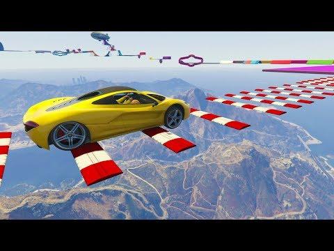 TENGO MIEDO!! ME CAIGO! - CARRERA GTA V ONLINE - GTA 5 ONLINE
