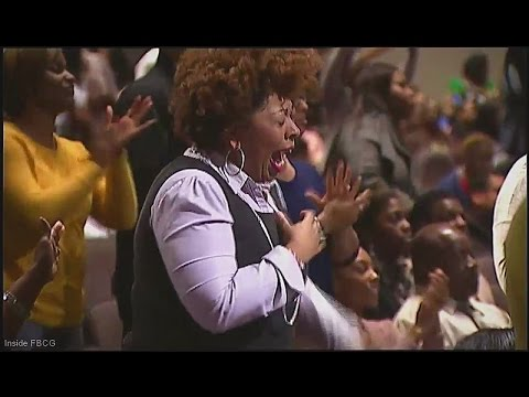 """""""Your Morning is Coming Praise"""" Pastor John K. Jenkins Sr. (MIGHTY MOVE OF GOD!!!)"""