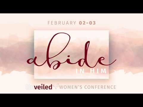 2018 Unveiled Women's Conference | Tami Swartz | Friday Evening