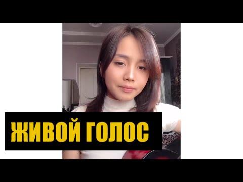 Diana Salieva - ОЧЕНЬ КРАСИВО СПЕЛА | Kyrgyz Cover