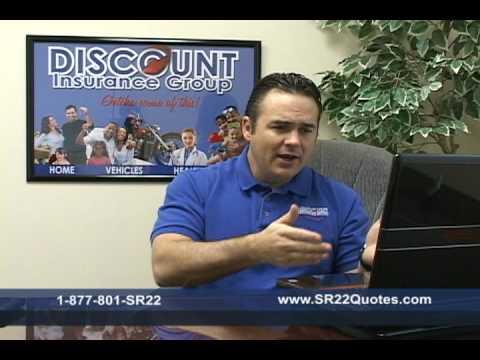 Cheapest Sr22 Insurance - YouTube