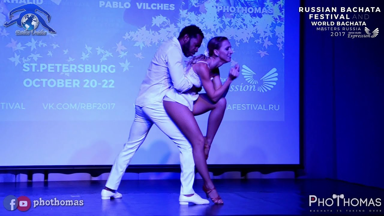 Ronald y Alba [Amorcito Enfermito] @ Russian Bachata Festival 2017