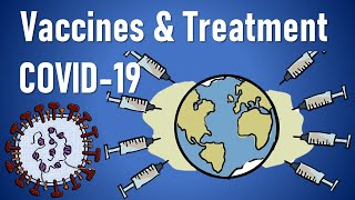 Coronavirus: COVID 19- Vaccines & Treatment (Recovering Patients) China is recovering