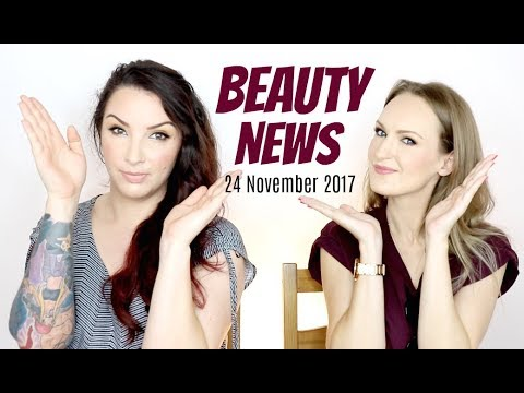 BEAUTY NEWS - November 24 | New Releases