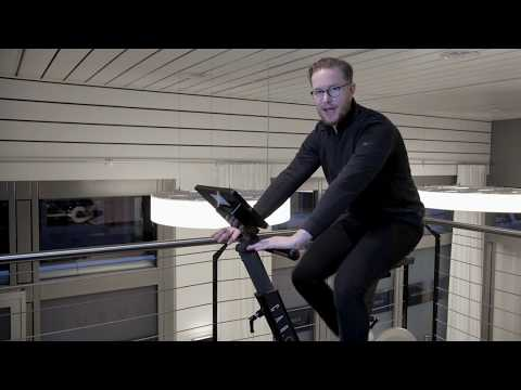 Julian Massler from #Aurum Fitness, Zurich, Switzerland on # CAR.O.L system