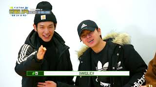 VICTON 자체 리얼리티 '전쟁의 서막 - 분량사수 대작전' 2화