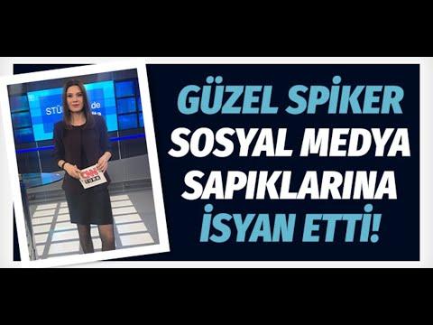 CNN Türk'ün güzel spikeri Büşra Sanay'dan cinsel içerikli video isyanı!