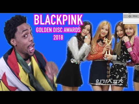 BLACKPINK -  Golden Disc Awards PLAYING WITH FIRE | AS IF IT'S YOUR LAST