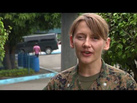 Defense Logistics Agency Supports Marines During Operation Damayan