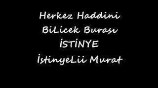 Diss To Arsız Bela,asi Styla,efecan,serzenish,esmer Maruz 2013 Full Küfürlü