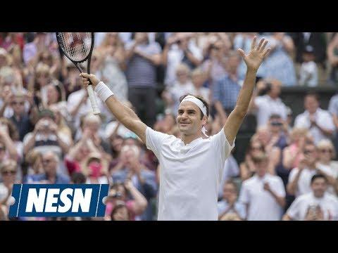 Roger Federer wins record 8th Wimbledon title