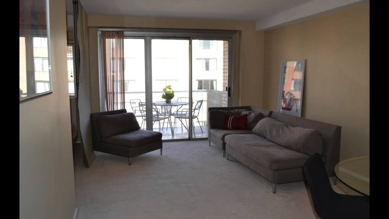 Merveilleux Potomac Plaza Terraces #716, 730 24th St NW, Washington DC 20037