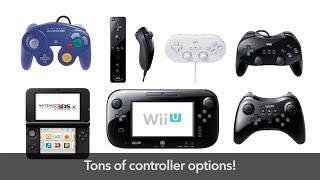 Top Ten Controllers for Super Smash Bros. WiiU (Reupload)