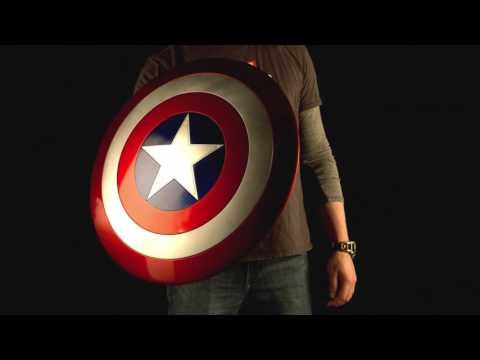 Marvel - Captain America: Civil War - Iron Man Helmet - Video
