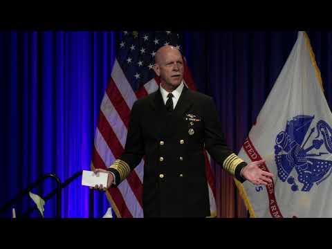 WEST 2018 6 February: Luncheon Keynote: ADM Scott H. Swift, USN, Commander, U.S. Pacific Fleet