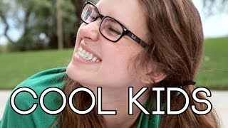 cool kids echosmith kenzie nimmo cover official music video