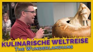 Kulinarische Weltreise durchs Miniatur Wunderland - The Wunderlandians #13 - Doku