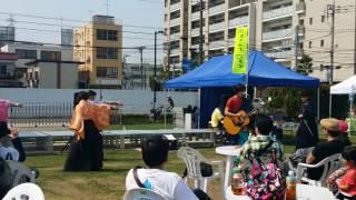 2016年5月22日 アースデイ2016@町田シバヒロ広場 エンタテイメント...