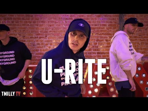 """THEY. """"U-RITE"""" Choreography by Kenny Wormald - #TMillyTV - #Dance"""