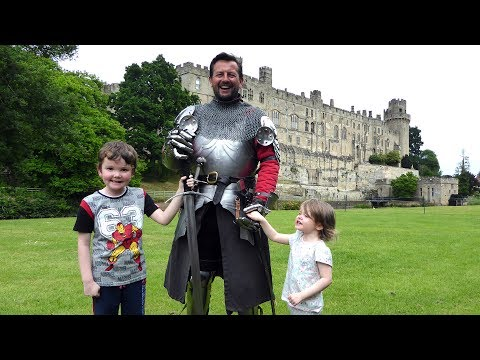 Warwick Castle - FULL TOUR