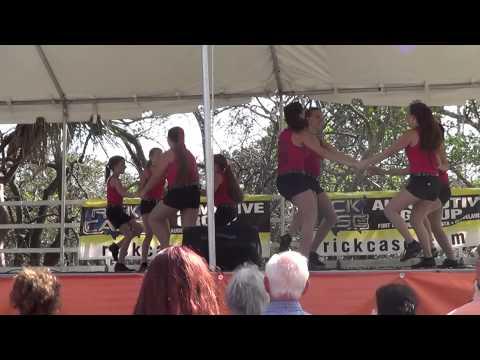 South Florida Cloggers - Orange Blossom Festival - Precision - 2014.02.23