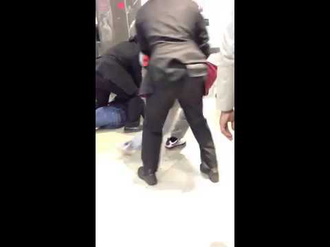 Brutal stabbing in Westfield shopping center Stratford London