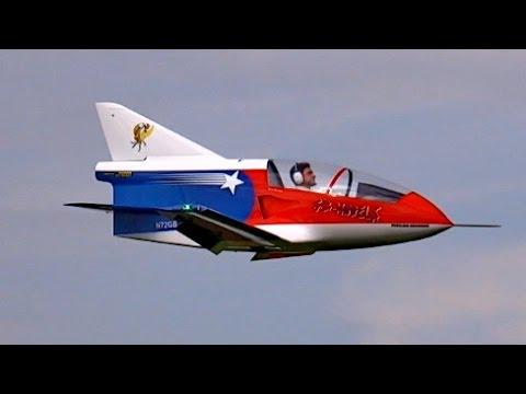 BD-J5 GIANT SCALE RC TURBINE MODEL JET DEMO FLIGHT / JETPOWER FAIR 2014 *1080p50fpsHD*