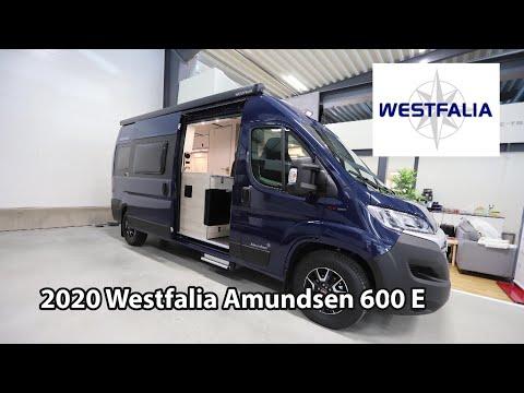 Westfalia Amundsen 600 E 2020 Camper Van 6 M