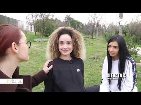 Shoqet e ngushta! Si reagojnë? | Situatat e Vajzave | Pop Culture 3