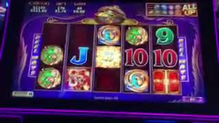 Slots live at the Cosmo!!