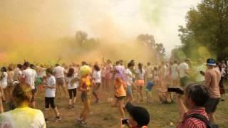 видео Красочный Бум | Праздничное агенство 7Dreams