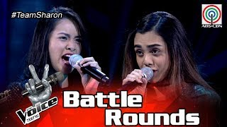 The Voice Teens Philippines Battle Round: Sophia Vs. Tanya - Since You've Been Gone