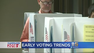 California Early Voting Data Reveals Uphill Battle For Democrats