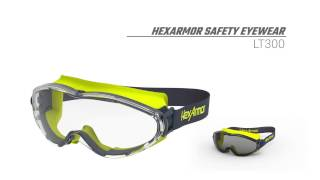 HexArmor Eyewear LT300 Product Overview